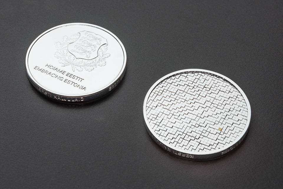 Presidendi mündid