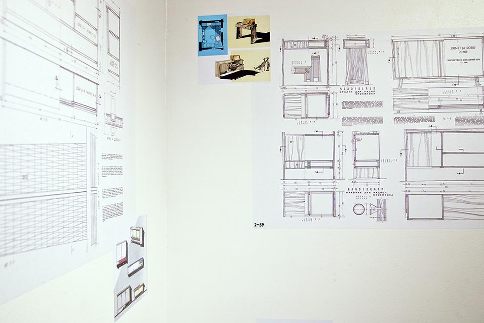 Praktiline Kunst ja Kodu. Satelliitnäitus Hobusepea galeriis. Kuraator Kai Lobjakas